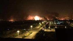 Gas pipe explosion kills 11 in central Chinese city, CCTV reports