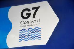 G7 provides 1 billion COVID vaccine doses, will work to give more - communique