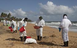 Sri Lanka seeks US$40 million in damages over Singapore-registered ship fire