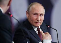 Putin says Russia would accept conditional handover of cyber criminals to U.S.