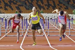 Hurdler Rayzam aims to restore confidence in Almaty