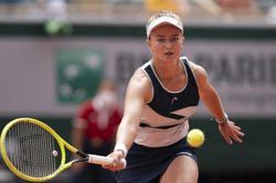 Tennis-Krejcikova plans to mark titles sweep in Paris with rare sip of champagne