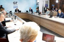 G7 demand action from Russia on cybercrimes and chemical weapon use