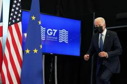 Biden says Putin right that US-Russian relations are at low point