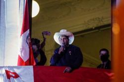 Peru's socialists cheer election win as conservatives pledge to fight on