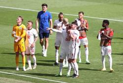 Soccer-England up and running with 1-0 win over toothless Croatia