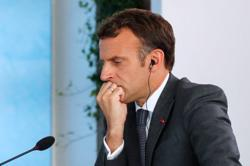 Macron says we love sausage but let's not waste time on this