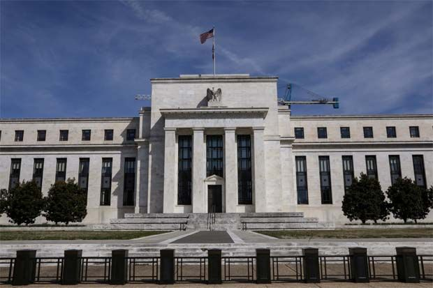 US Fed building in Washington - Filepic