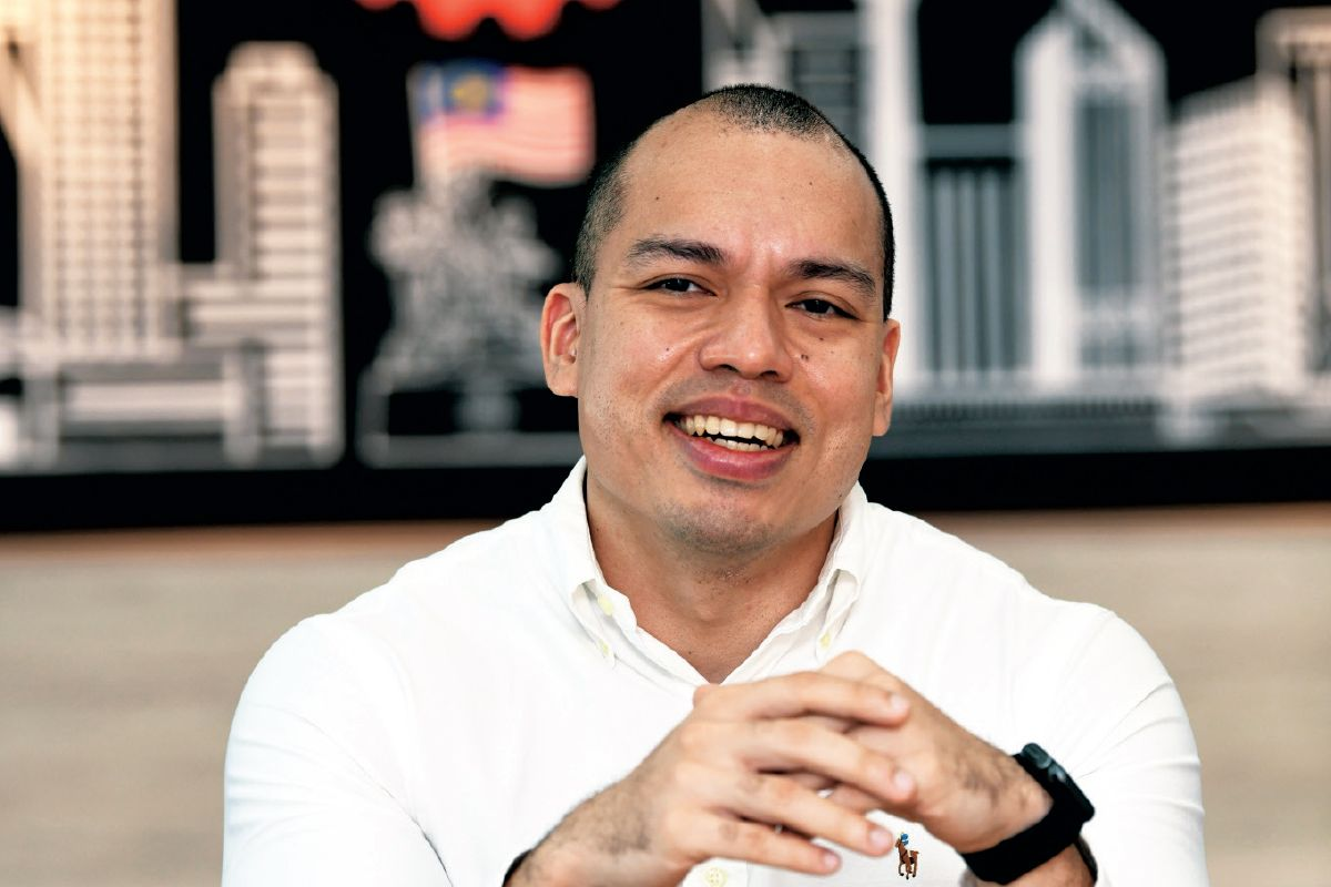 Most skills have a shelf life. You need to be constantly restocking with fresh skills or you may find that the ones you have are outdated,' says GA Malaysia CEO Andrew Pereira.
