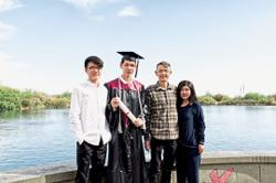 Global honours for Malaysian teen