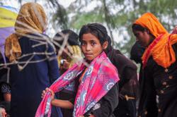 Myanmar's anti-junta movement shows viral support for Rohingya
