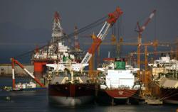 South Korea's shipbuilders deal still in limbo