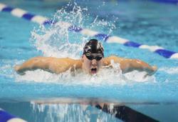 Olympics-Kalisz books first spot on U.S. swim team for Tokyo