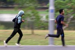 No running away: 50 Klang joggers issued compound notices for violating MCO