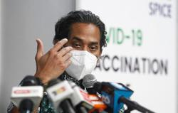 Khairy: Approximately 4.5mil people have registered for Covid-19 vaccination's second phase