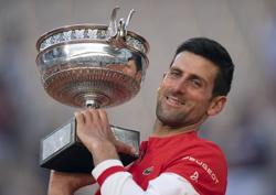 French Open done and dusted, Djokovic on track for calendar Slam