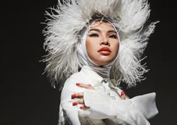 Malaysian singer Aina Abdul to appear on Korean music show today (June 14)