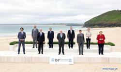 G7 communiqué makes a show but Chinese don't buy it