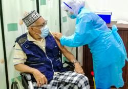 PwD vaccine recipients given special treatment at UMK PPV