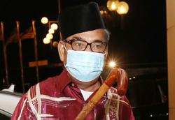 Umno's Tajuddin right to call for a stop to politicking and focus on fighting pandemic, says PAS