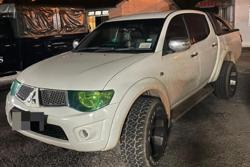 Joyriding teenager and pals busted after high-speed pursuit