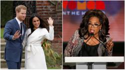 Meghan Markle's father says Oprah Winfrey is exploiting Meghan and Harry