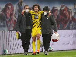 Soccer-Witsel likely to make comeback on Thursday