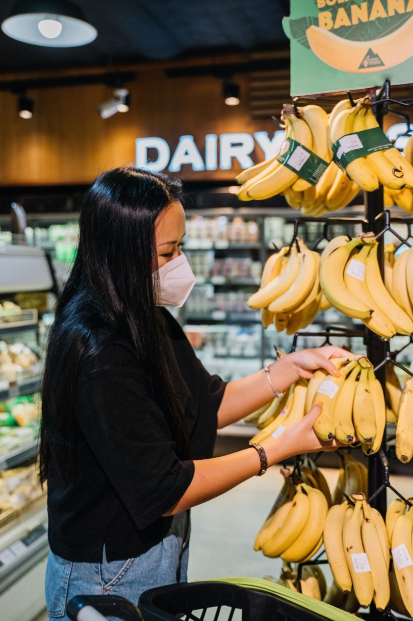 Once upon a time, you could spend as long as you like in supermarkets choosing products and wandering through the aisles, but these days, most shoppers prefer to buy all their food essentials as quickly as possible. — ANNA TARAZEVICH/Pexels