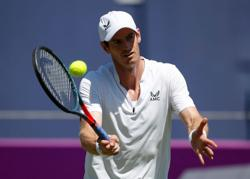 Tennis-Murray says question marks remain over fitness ahead of return