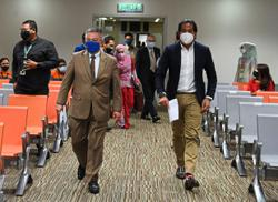 Khairy: Protecting workers in critical sectors is key