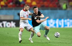 Austria see off debutants N. Macedonia to secure first-ever Euro win