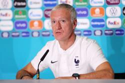 Soccer-Deschamps wary of Germany attacking threat ahead of Euro opener
