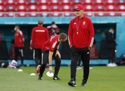 Soccer-Hungary need unity, luck against defending champions Portugal