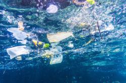 A drone army is rising against ocean plastics