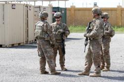 Biden backs effort in Congress to repeal 'forever war' authority in Iraq