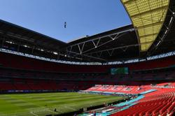 Soccer-Wembley to allow up to 45,000 fans for Euros semis and final - report