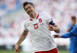 Soccer-Stopping Lewandowski was a team effort, Slovakia coach says