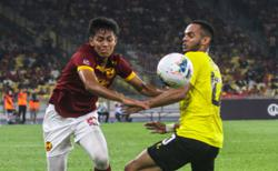 Syahmi getting lessons in versatility from watching Euro 2020