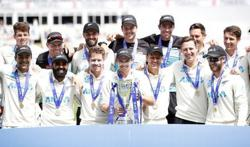 Cricket - Unheralded and unrewarded, a legacy-defining test awaits New Zealand