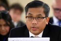 Myanmar's UN envoy wants 'effective' anti-junta measures, Council to meet