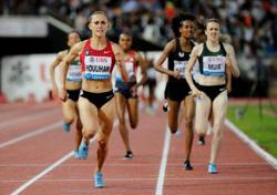 Athletics-'Devastated' Houlihan maintains innocence after four-year doping ban
