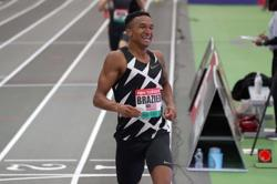 Athletics - World champion Brazier on hunt for 'redemption' at U.S. Olympic trials