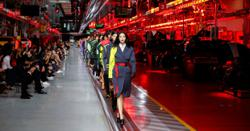 Fashion in the fast lane? Luxury carmaker launches 'couture' collection