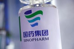 Laos receives 500,000 doses of Sinopharm vaccine from China