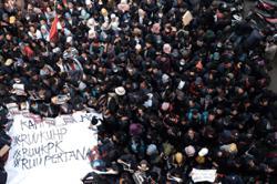 Indonesia seeks to revive colonial-era lèse-majesté law