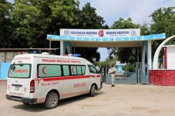 At least 15 killed in Somalia suicide bombing claimed by militants