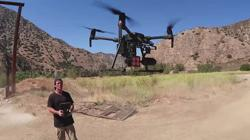 Doug to the Rescue: Drone pilot saves animals in global disaster zones