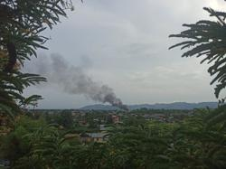 Myanmar militia group halts attacks on troops after peace plea