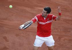 Tennis-Djokovic to play doubles in Mallorca ahead of Wimbledon defence