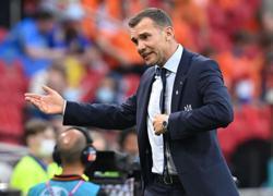 Soccer-Ukraine must dig deep in crunch game, says Shevchenko